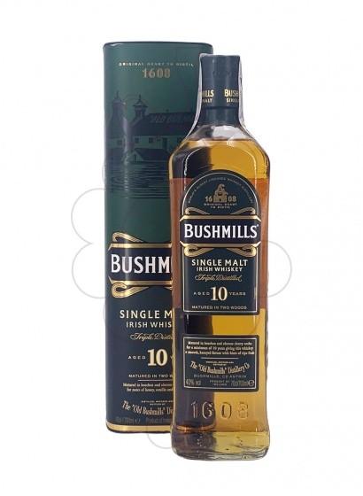 Foto Whisky Bushmills Malt 10 Anys