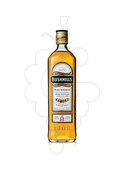 Foto Whisky Bushmills Original
