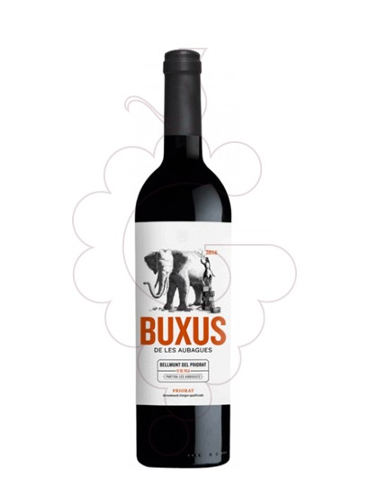 Foto Buxus de les Aubagues vi negre