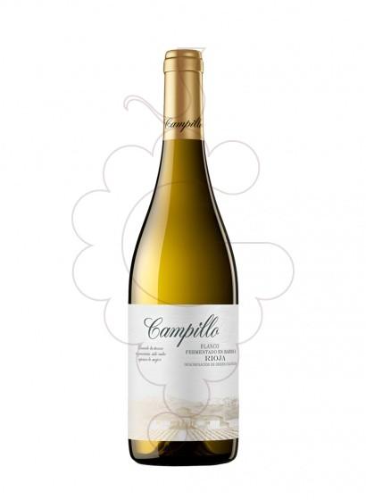 Foto Campillo Blanc Fermentat Barrica vi blanc