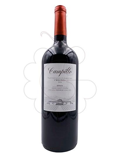 Foto Campillo Crianza Magnum vi negre