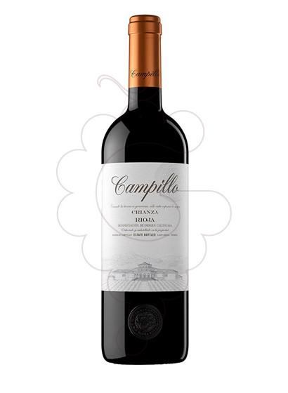 Foto Campillo Crianza vi negre