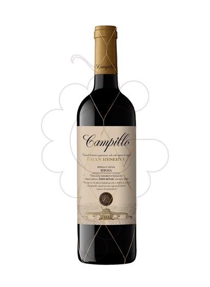 Foto Campillo Gran Reserva vi negre