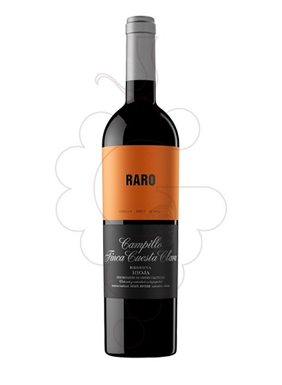 Foto Campillo Raro Reserva vi negre