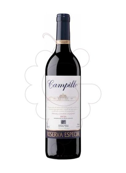 Foto Campillo Reserva Especial vi negre