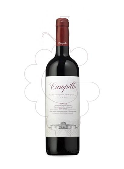 Foto Campillo Reserva Magnum vi negre