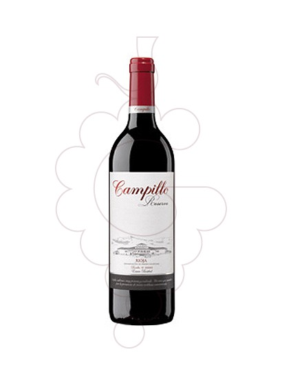 Foto Campillo Reserva Selecta vi negre