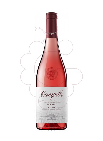 Foto Campillo Rosat vi rosat
