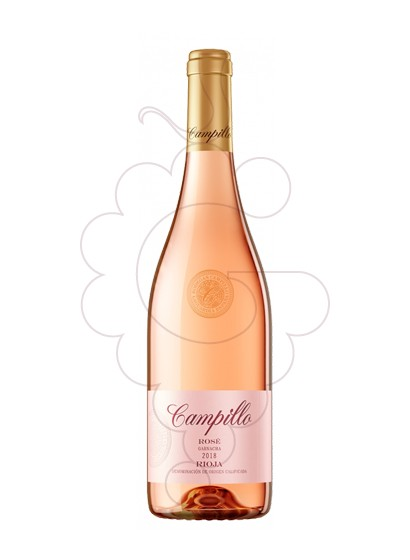 Foto Campillo rose 75 cl vi rosat