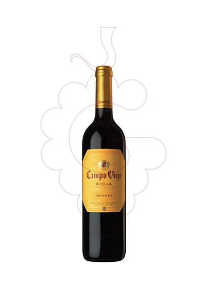 Foto Campo Viejo Crianza (mini) vi negre