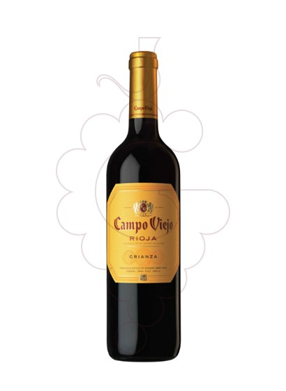 Foto Campo Viejo Crianza vi negre