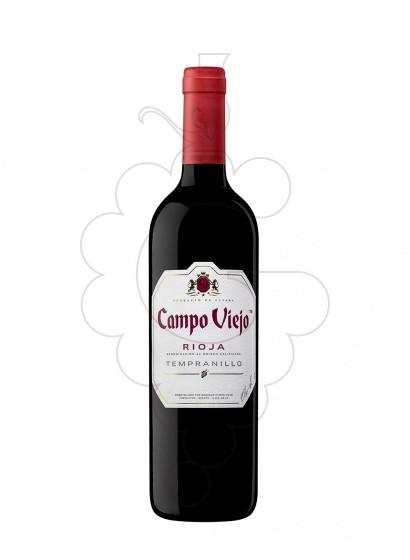 Foto Campo Viejo Negre Tempranillo vi negre