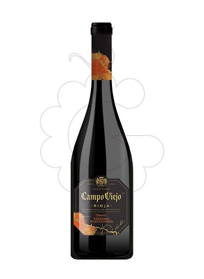 Foto Campo Viejo V.S. Crianza vi negre