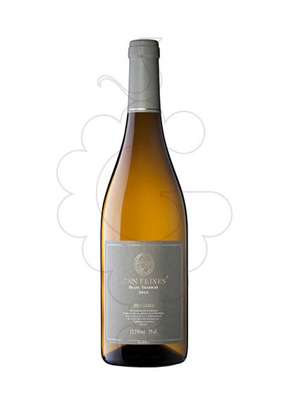 Foto Can Feixes Tradició vi blanc
