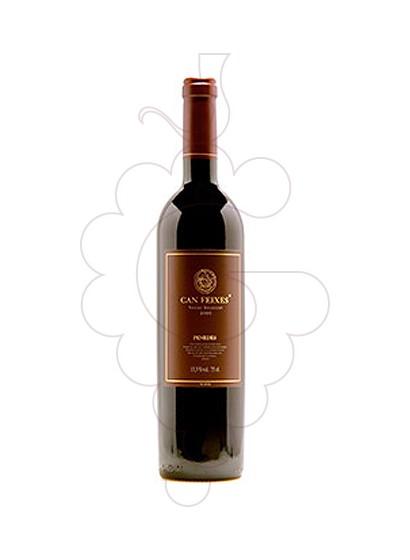 Foto Can Feixes Negre Cabernet Tempranillo vi negre