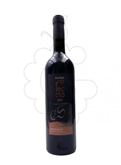 Foto Can Sais Selecció vi negre