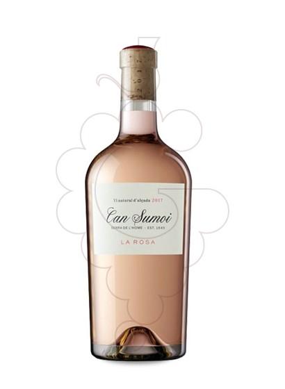 Foto Can Sumoi La Rosa Magnum vi rosat