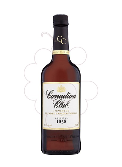 Foto Whisky Canadian Club