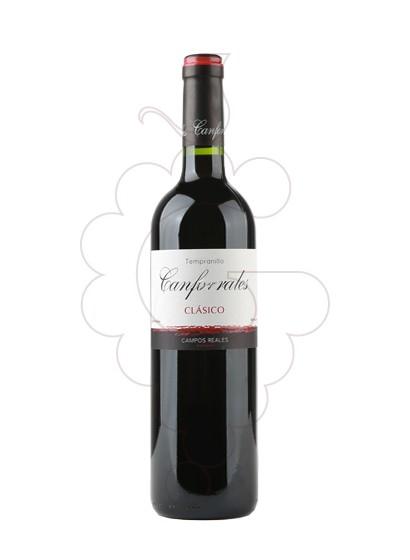 Foto Canforrales Tempranillo vi negre