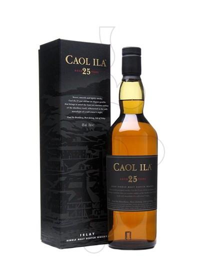 Foto Whisky Caol Ila 25 Anys
