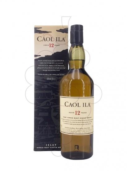 Foto Whisky Caol Ila 12 Anys