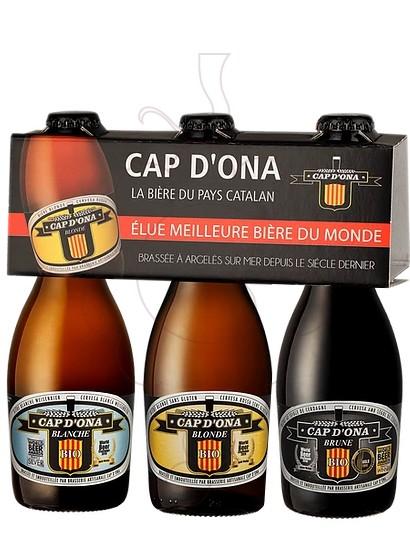 Foto Cervesa Cap d'Ona (pack 3 u)
