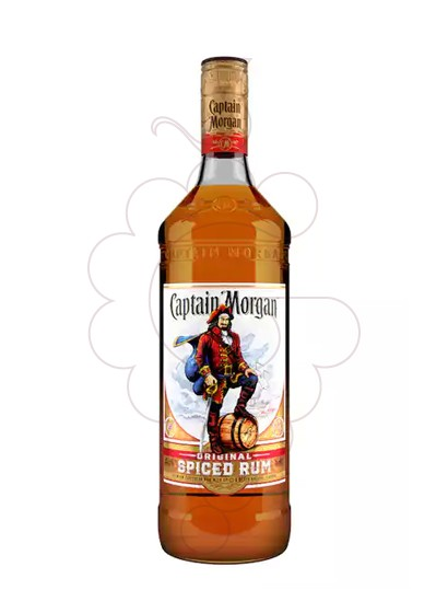 Foto Rom Captain Morgan Spiced