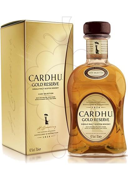Foto Whisky Cardhu Gold Reserve
