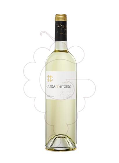 Foto Carramimbre Blanc Verdejo vi blanc