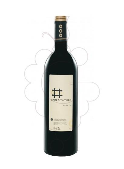 Foto Carramimbre Reserva vi negre