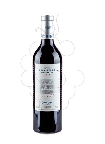 Foto Casa Vella Cabernet vi negre