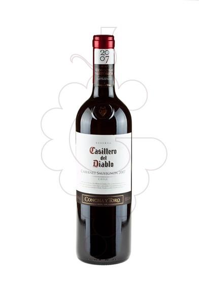 Foto Casillero del Diablo Cabernet vi negre