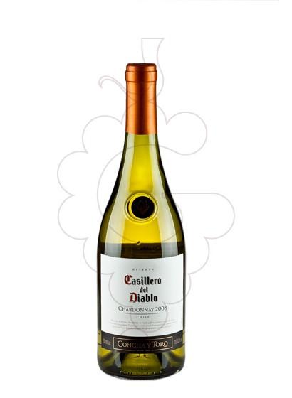 Foto Casillero del Diablo Chardonnay vi blanc