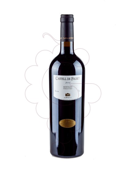 Foto Castell de Falset vi negre