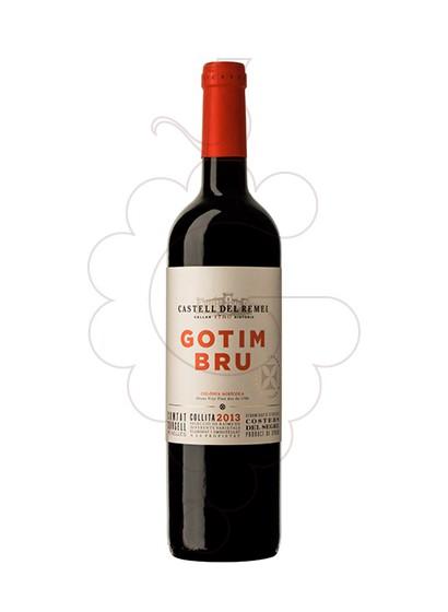 Foto Castell del Remei Gotim Bru vi negre