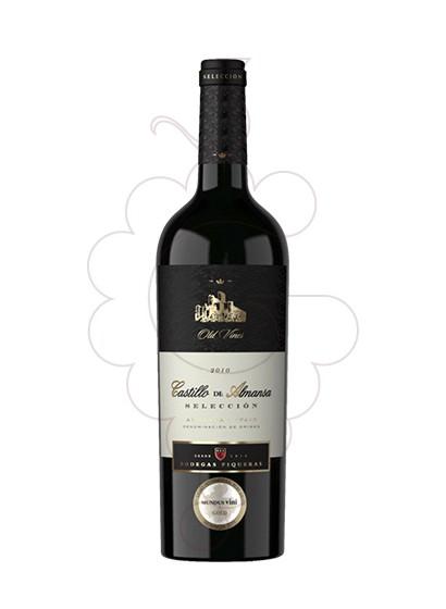 Foto Castillo de Almansa Crianza vi negre