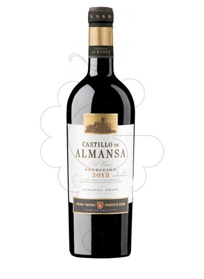 Foto Castillo de Almansa Selecció vi negre