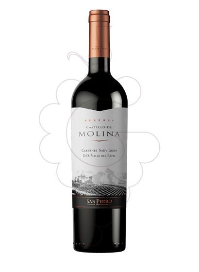 Foto Castillo de Molina Reserva vi negre