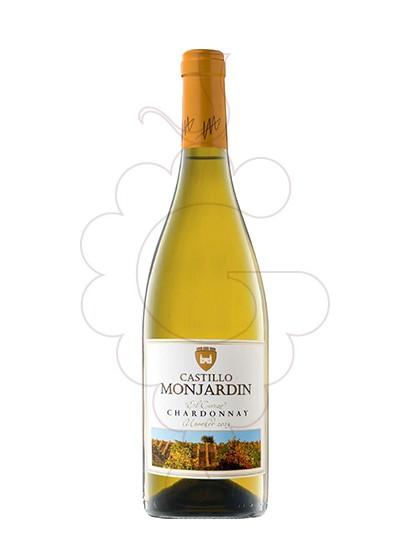 Foto Castillo Monjardin Chardonnay Magnum vi blanc