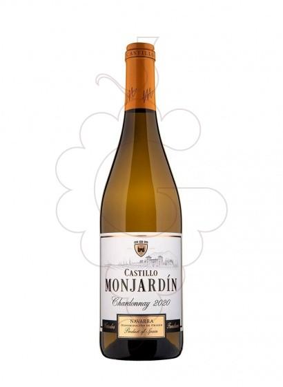 Foto Castillo Monjardin Chardonnay vi blanc