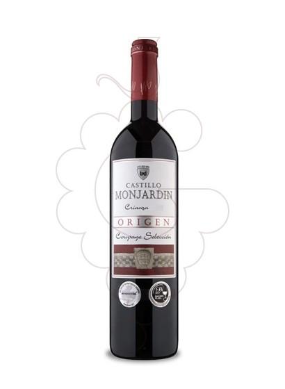 Foto Castillo Monjardin Crianza vi negre