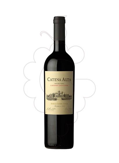 Foto Catena Alta Cabernet Sauvignon vi negre