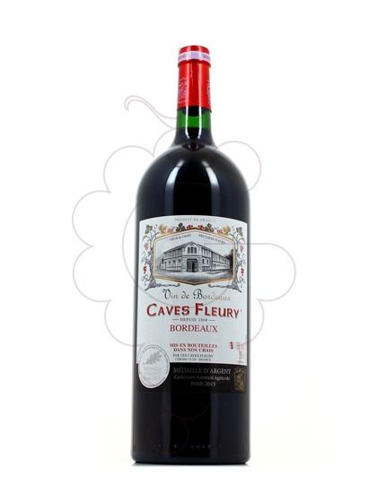 Foto Caves Fleury Negre Magnum vi negre
