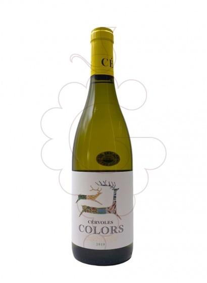 Foto Cervoles Colors Blanc vi blanc
