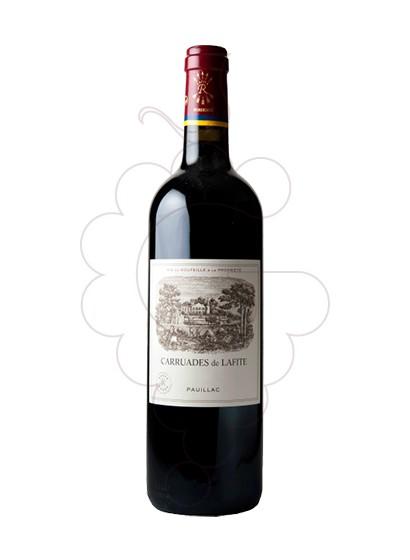 Foto Ch. Carruades de Lafite vi negre