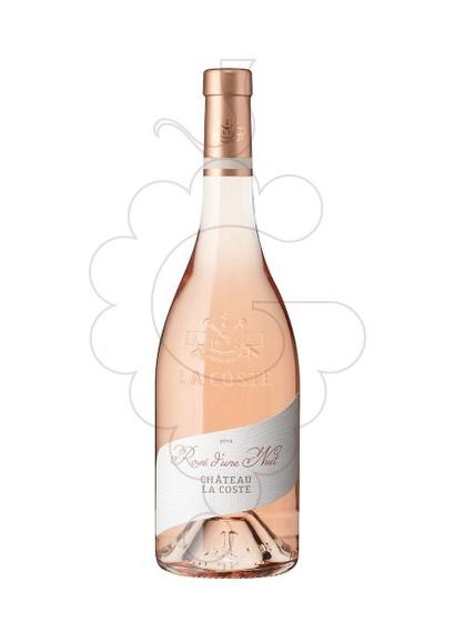Foto Chateau la Coste Rosé d'une Nuit vi rosat