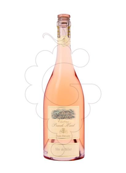 Foto Chateau Puech-Haut Tête de Bélier Rosat vi rosat