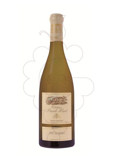 Foto Chateau Puech-Haut Tête de Bélier Blanc vi blanc