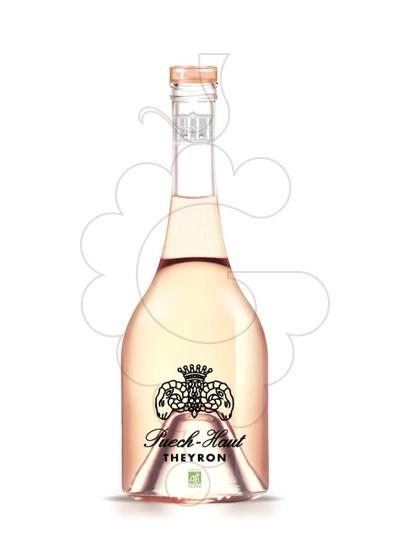 Foto Chateau Puech-Haut Theyron Rosat vi rosat