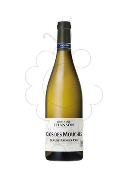 Foto Chanson Beaune 1er Cru Clos des Mouches Blanc vi blanc